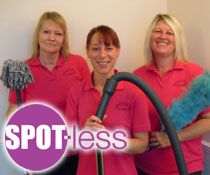 Spotless Cleaning Team
